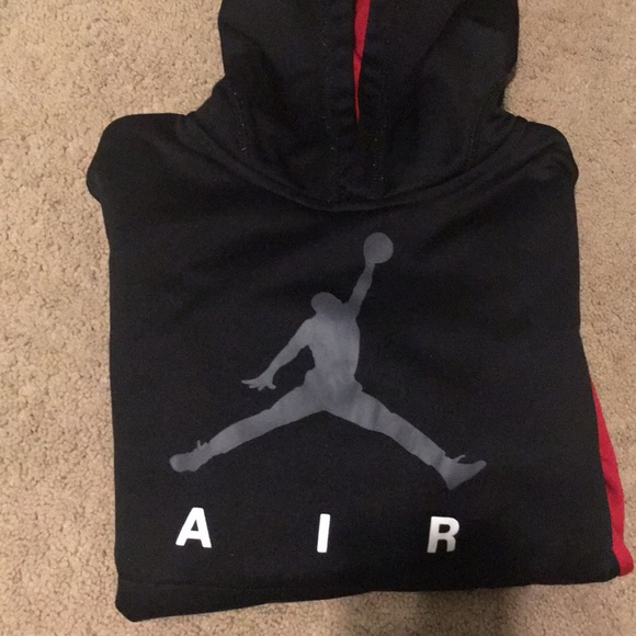 0df01c76ee9 Jordan Shirts & Tops | Youth Boys Air Hoodie | Poshmark